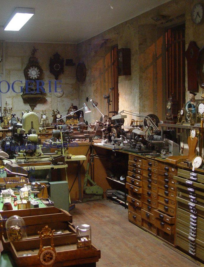 Horlogerie Ancienne – Besse sur Issole