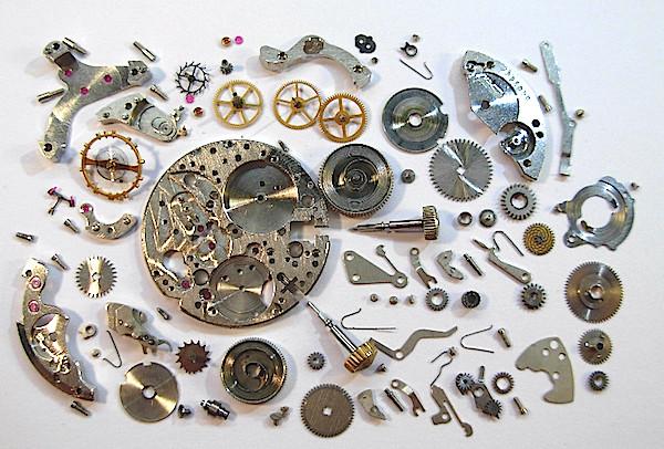 Comment fonctionne une montre mécanique ?