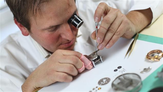 Le métier d'horloger
